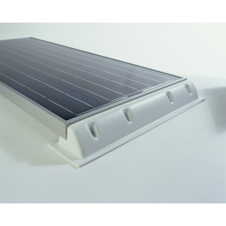Solara Solar zonnepaneel montage spoilers HS55/W