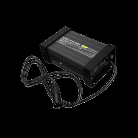 BatteryLabs MegaCharge Gel 24V 10A - XLR Stekker