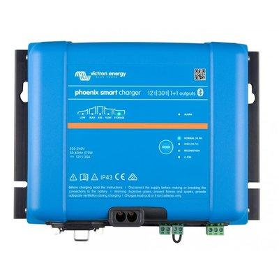 Victron Phoenix Smart lader 12/30 (1+1) IP43