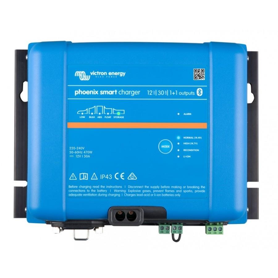Phoenix Smart lader 12-30 (1+1) IP43