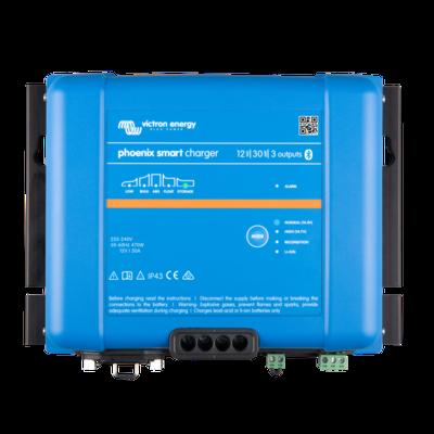 Victron Phoenix Smart lader 12/50 (3) IP43