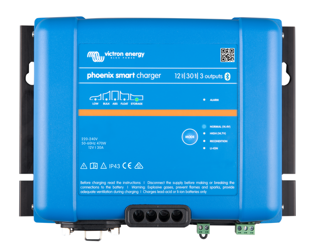 Phoenix Smart lader 12-50 (3) IP43