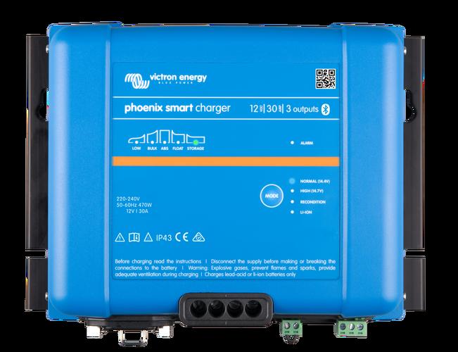 Phoenix Smart lader 24-16 (3) IP43