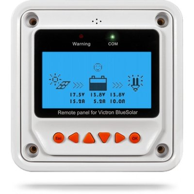 Victron Remote Panel voor BlueSolar PWM Pro
