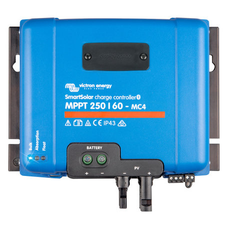 Victron SmartSolar MPPT 250/60 - MC4 Solar Laadregelaar