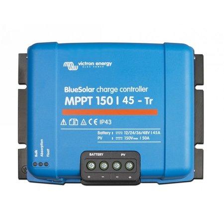 Victron BlueSolar MPPT 150/45 - Tr Solar Laadregelaar