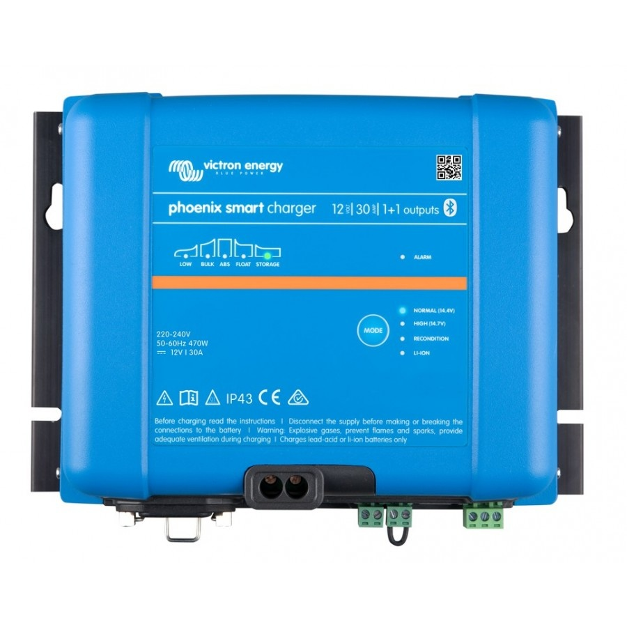 Phoenix Smart lader 24-25 (3) IP43