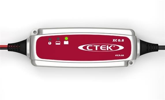 CTEK Hoogfrequente oplader 6 V 0,8 A Automatische acculader 6 V