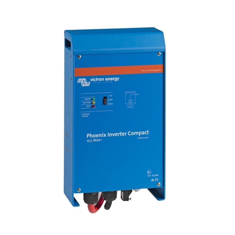 Victron Energy Omvormer 1600 VA 12 V-DC 230 V-AC