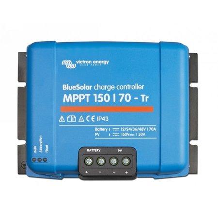 Victron BlueSolar MPPT 150/70 - Tr Solar Laadregelaar