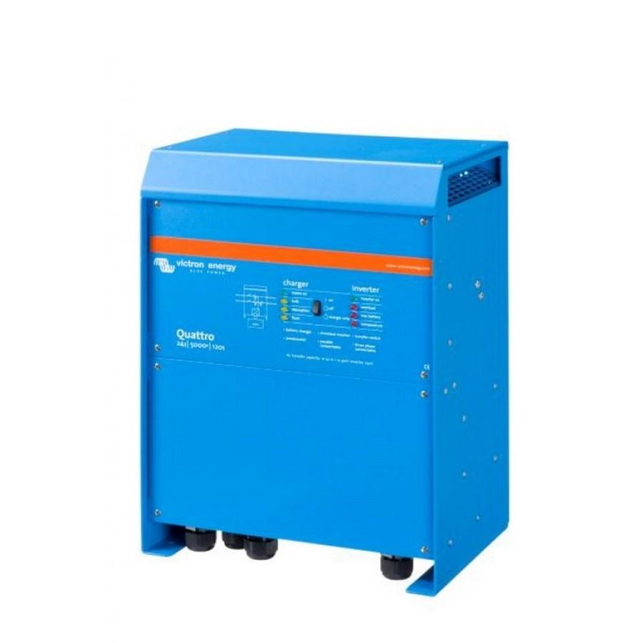 Victron Energy Omvormer 5000 W 24 V-DC 230 V-AC