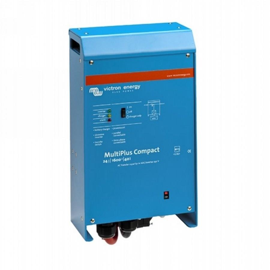 Victron Energy MultiPlus C 24-1600-40-16 Netomvormer 1600 W 24 V-DC Kabel