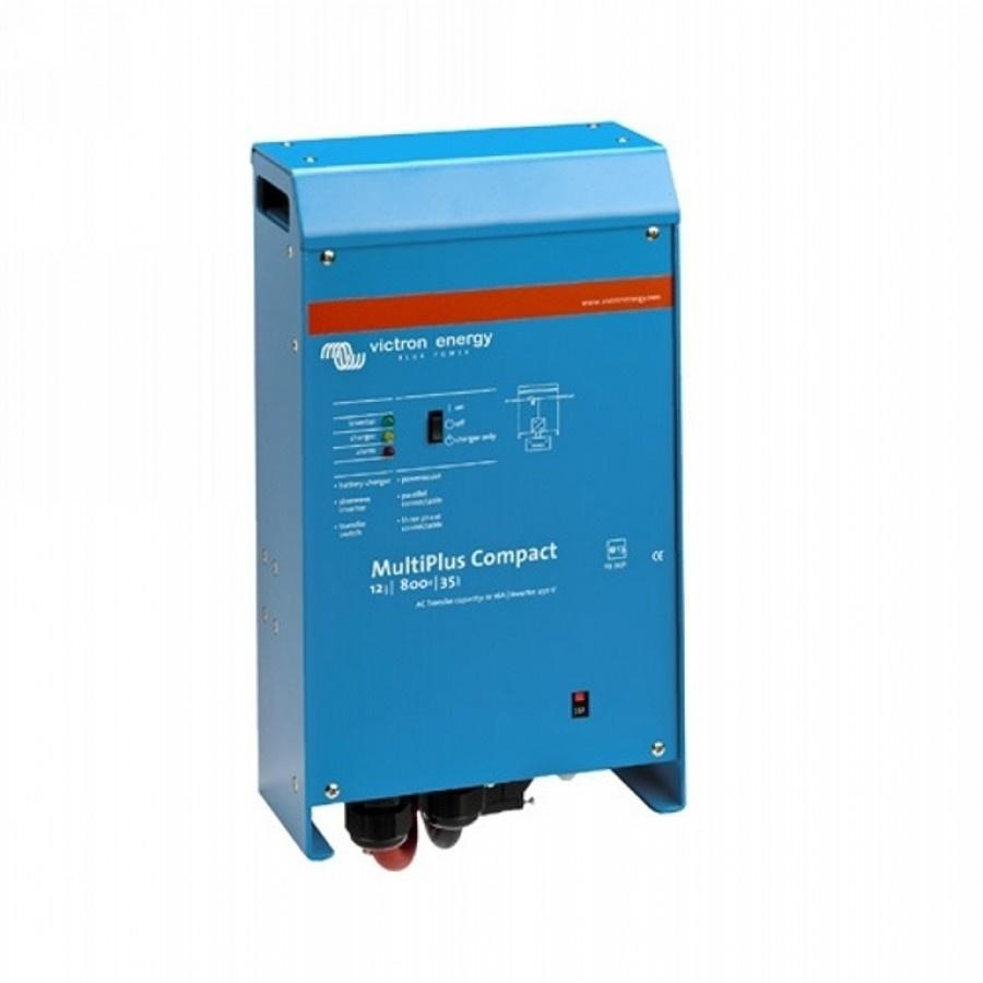 Victron Energy MultiPlus C 12-800-35-16 Netomvormer 800 W 12 V-DC Kabel