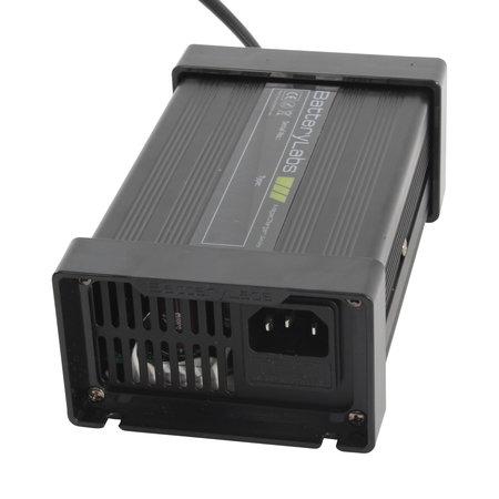 BatteryLabs MegaCharge LZ 24V 12A - XLR Stekker