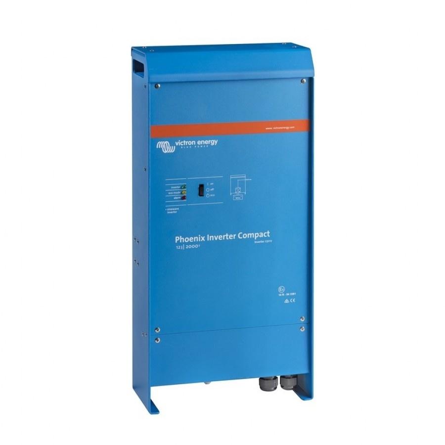 Victron Energy Omvormer 2000 VA 12 V-DC -