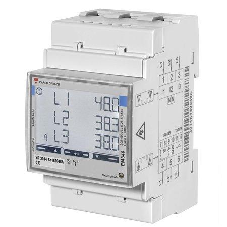 Wallbox Power Meter 3 fasig voor Power Boost