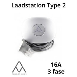 Charge Amps Halo Laadstation type 2, 3 fase 16A