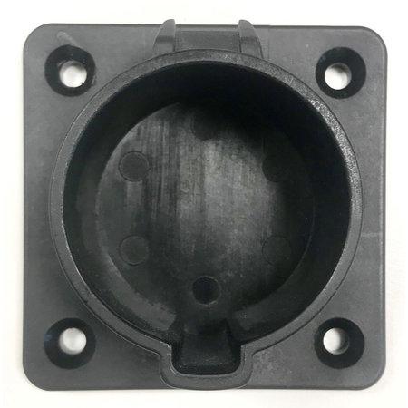 Charge Amps Stekkerhouder laadkabel type 1 - recht