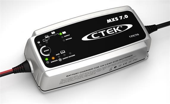 CTEK Acculader 12 V 7 A MXS7.0