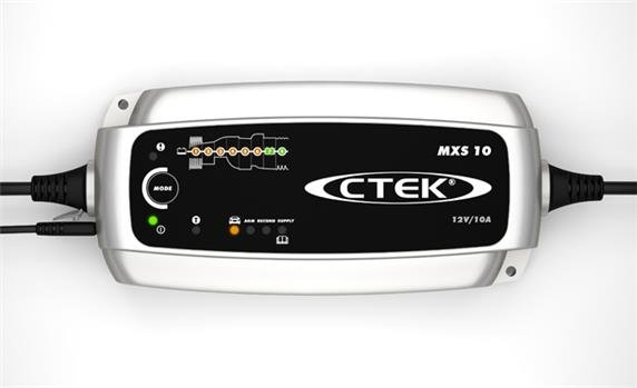CTEK MXS 10 12V 10A Battery Charger and Conditioner  MXS10