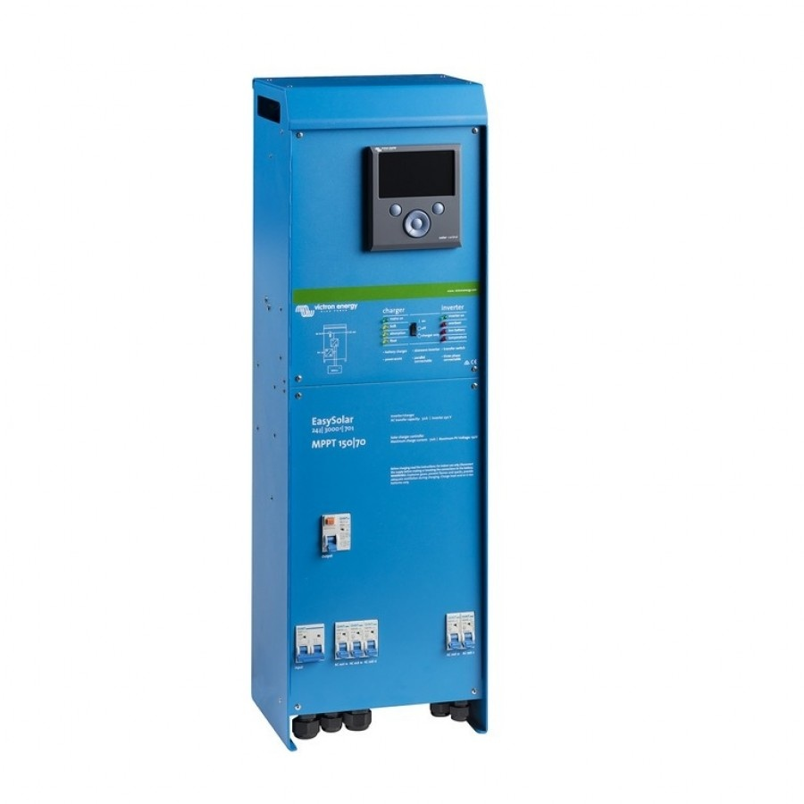 Victron Energy Omvormer 3000 VA 24 V-DC 230 V-AC
