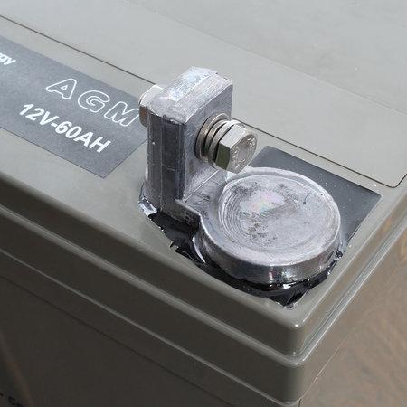 Victron AGM 12V/60Ah Deep Cycle Accu/ Batterij