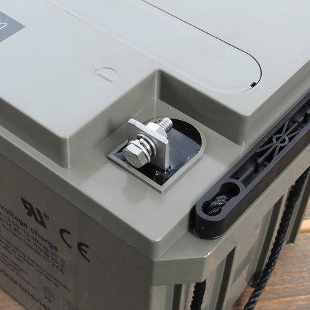 Victron AGM 12V/90Ah Deep Cycle Accu/ Batterij