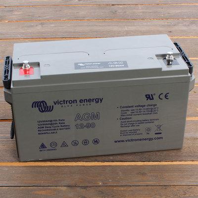 Victron AGM 12V/90Ah Deep Cycle Accu - M6 insert