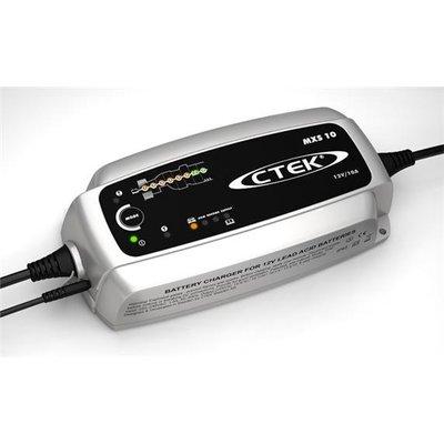 CTEK MXS10 Ext. Cables (4m) + Bumper (12V / 10A)
