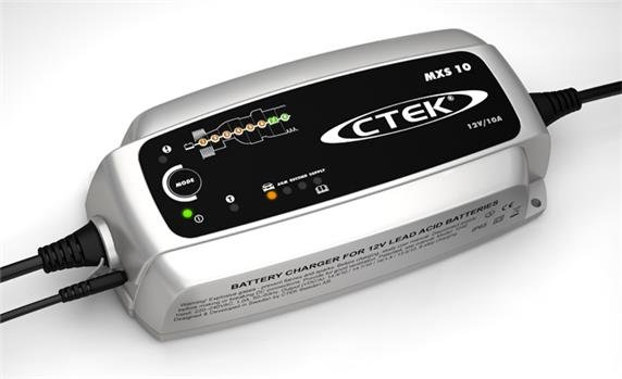 CTEK Auto accu druppellader hoogfrequent 12 V, 10 A 12 V 10 A