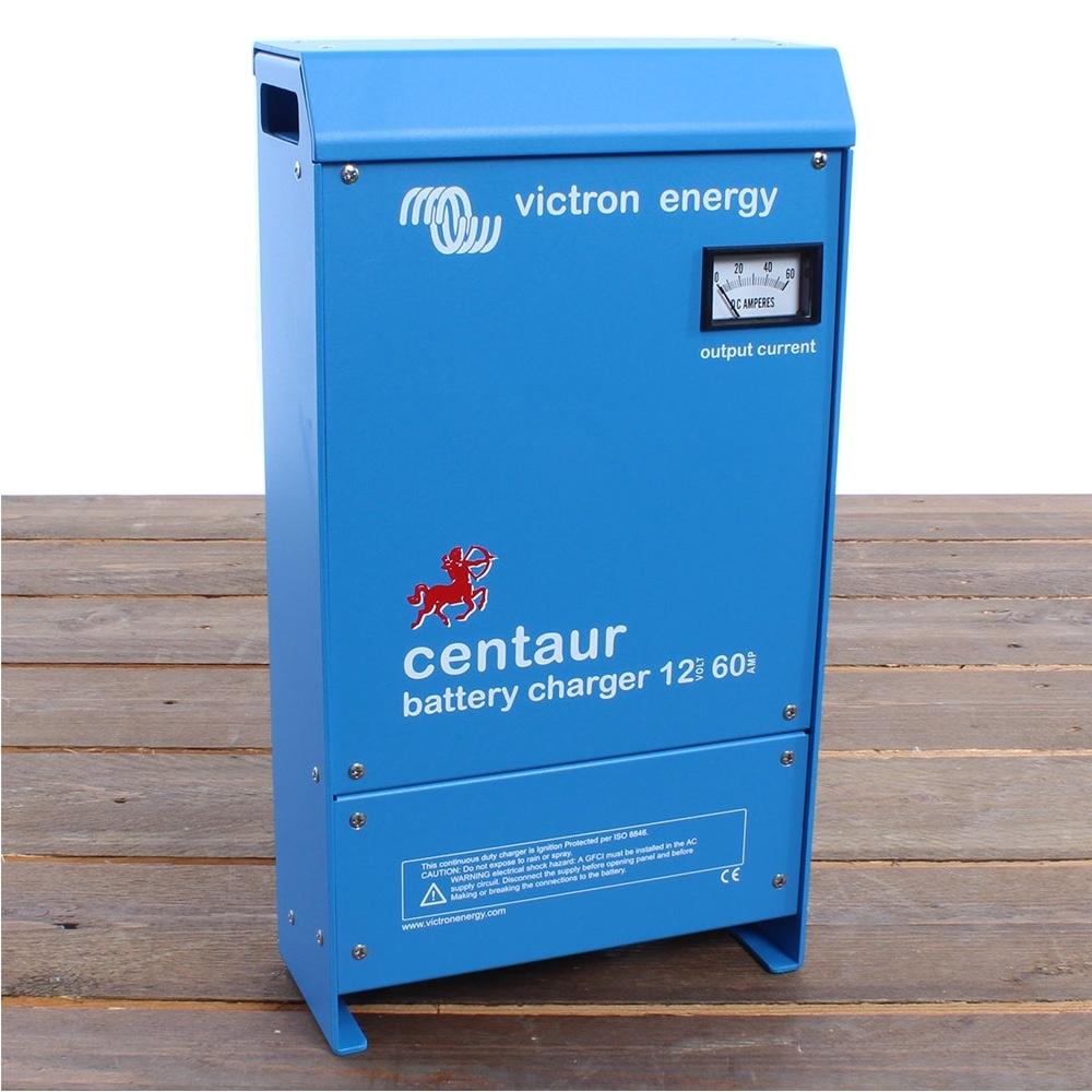 Centaur acculader 12-60 (3) 90-265V AC