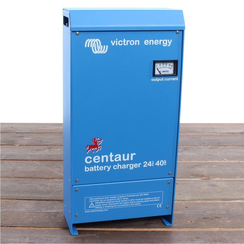 Centaur acculader 24-40 (3) 90-265V AC