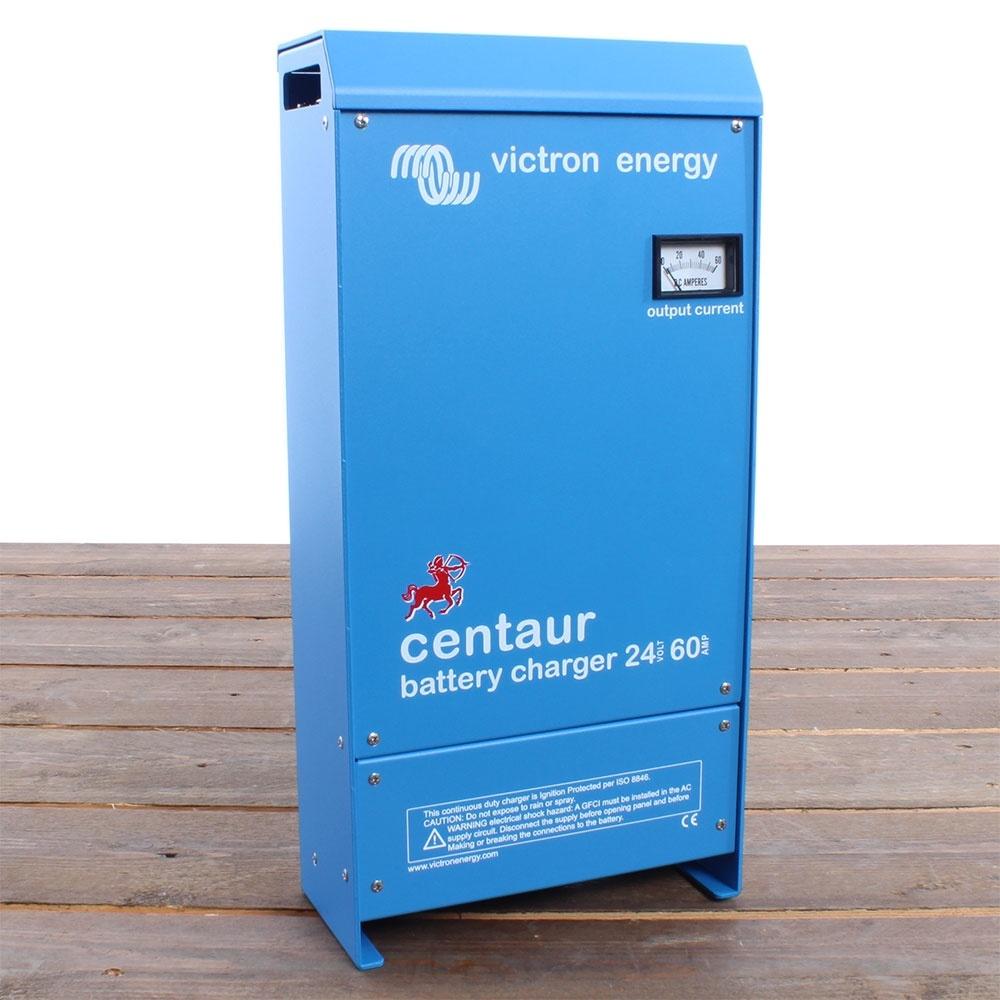 Centaur acculader 24-60 (3) 90-265V AC