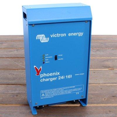 Victron Phoenix 24/16 (2+1) 90-265V AC