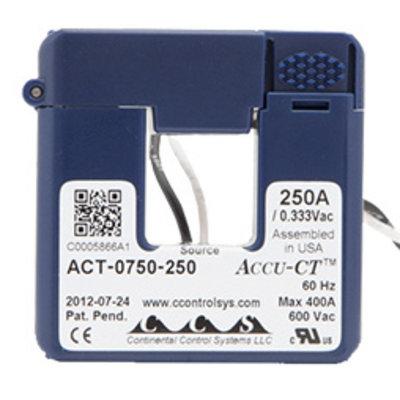 CT Klem stroomsensor 250A
