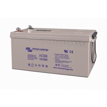 Victron AGM 12V/240Ah Deep Cycle Accu/ Batterij