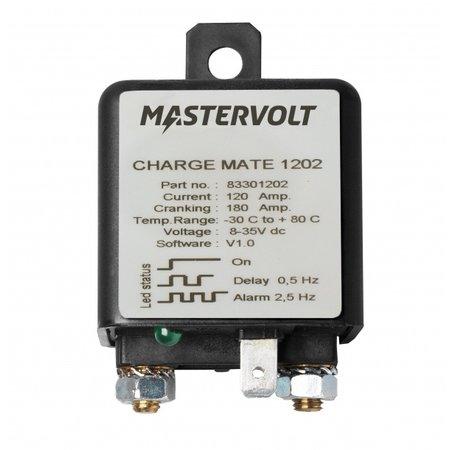 Mastervolt Charge Mate 1202 Relais 12/24V-120A