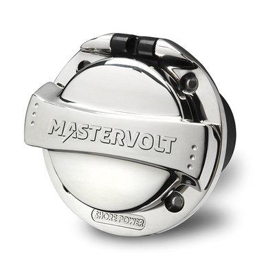Mastervolt Walstroom invoer/ inlet 16A RVS