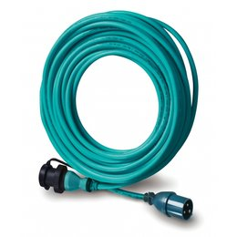 Mastervolt Walstroomkabel 15 meter - 16A - Groen-blauw