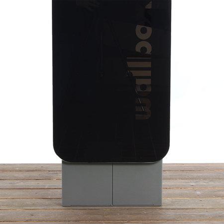 Wallbox Onyx Twin Laadzuil voor 2 Copper wandladers