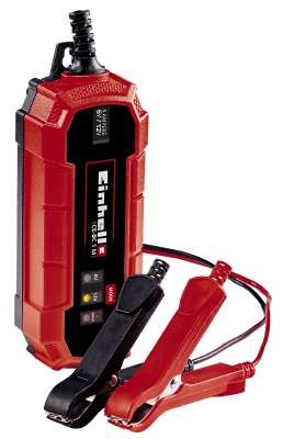 Einhell CE-BC 1 M Oplader 6 V, 12 V 1 A 1 A