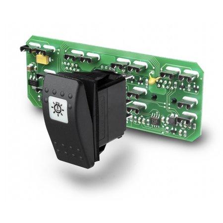 Mastervolt Switch Input 4 PCB