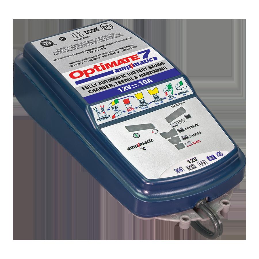 Optimate 7 12V Ampmatic 10A