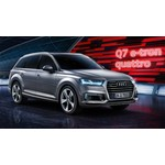 Laadstations voor de Audi Q7 e-tron