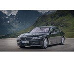 Laadstation BMW 740e eDrive