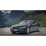 Laadstations voor de BMW 740e eDrive