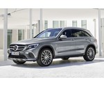 Laadstation Mercedes-Benz GLC350e Plug-in