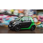Laadstations voor de Smart ForTwo Electric Drive (/Cabrio)