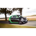 Laadstations voor de Smart EQ ForFour