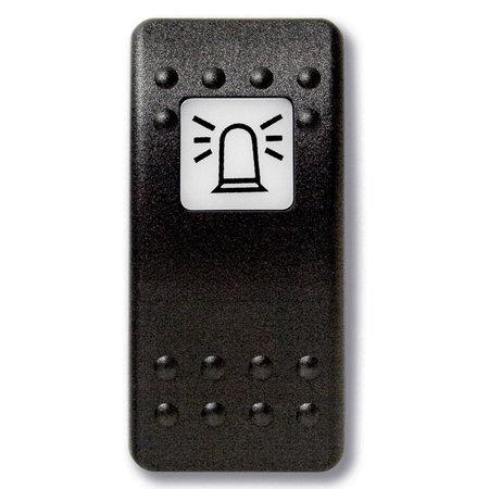 Mastervolt Bedieningsknop Zwaailamp met oplichtend symbool